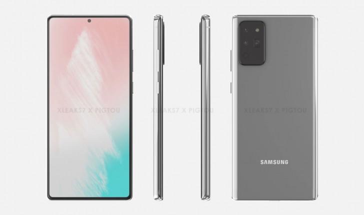 Samsung Galaxy Note 20 Standard