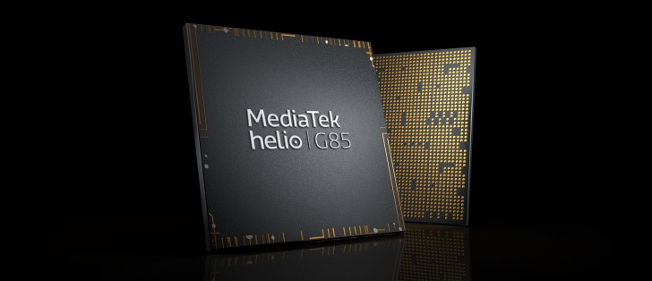 Helio MediaTek G85