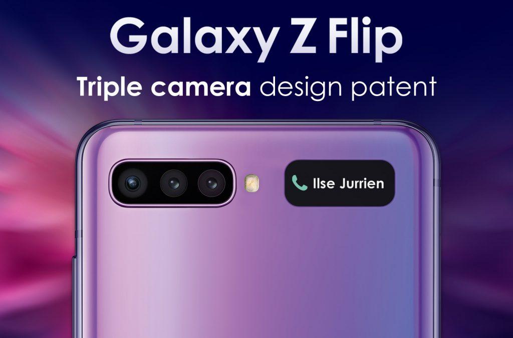 Galaxy Z Flip patent