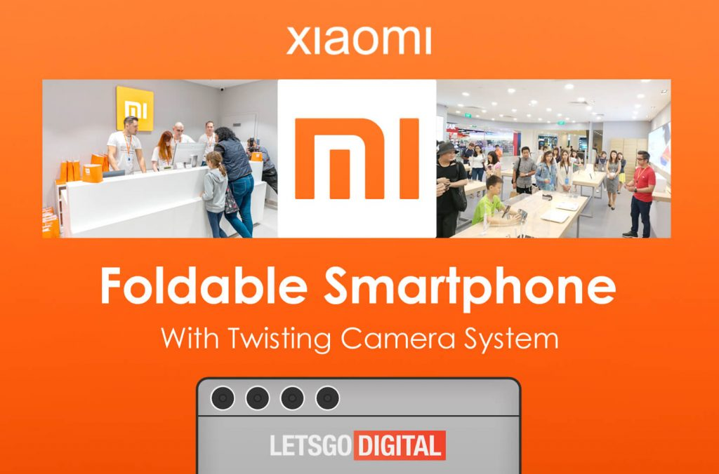 Xiaomi s otočným fotoaparátem