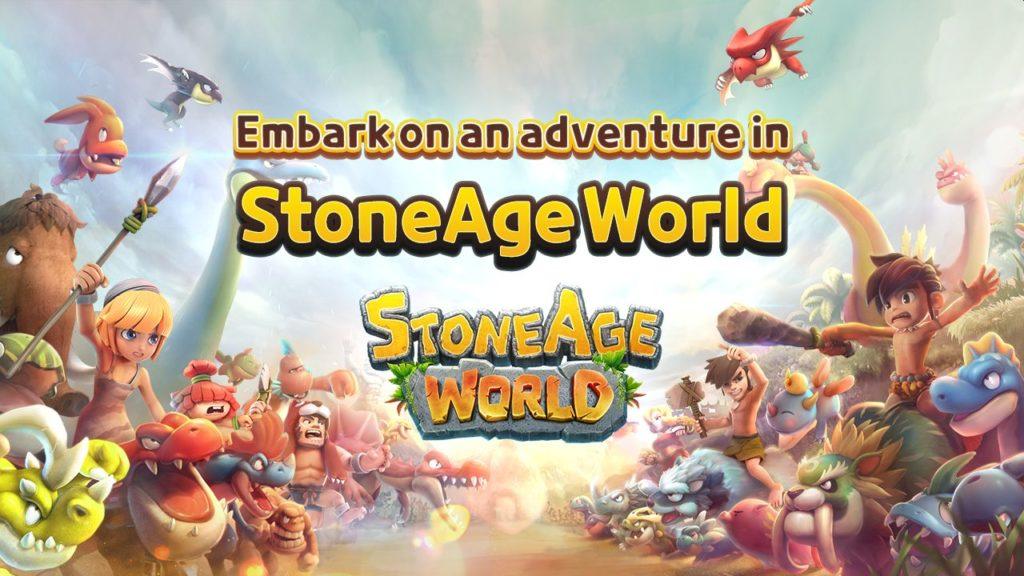 Hra StoneAge World