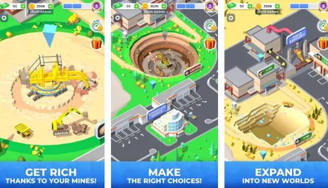 Hra na PC Mining Inc.
