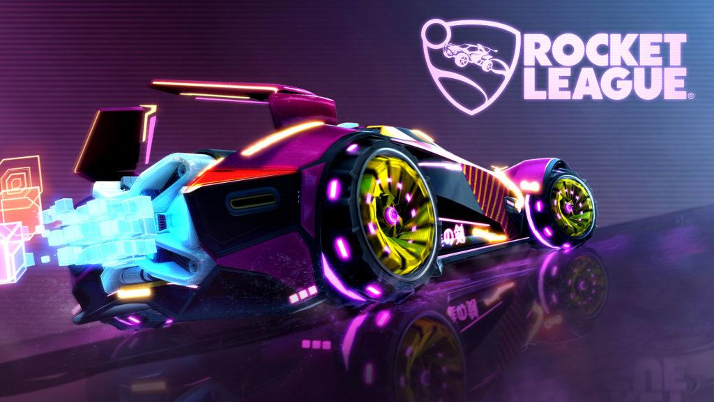 Hra Rocket League