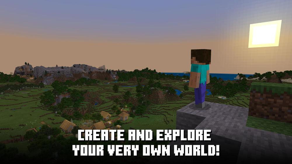 Minecraft v Trial verzi
