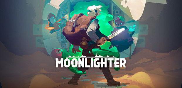 Hra na mobil Moonlighter