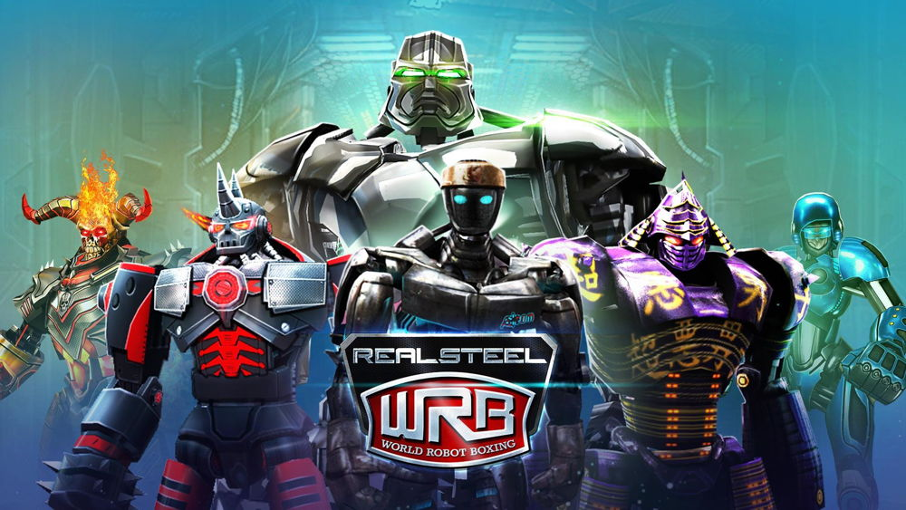 Hra Real Steel World Robot Boxing