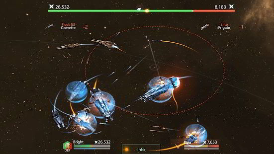 Hra na PC Stellaris: Galaxy Command