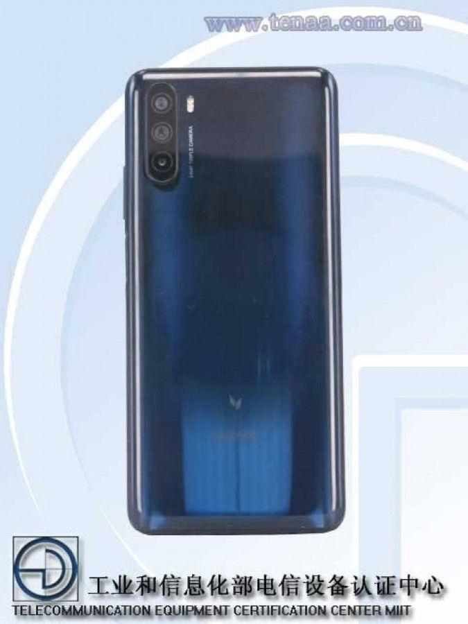 Huawei Enjoy 20s