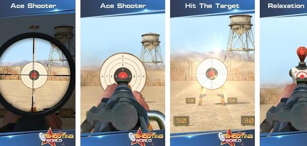 Hra Shooting World - Gun Fire