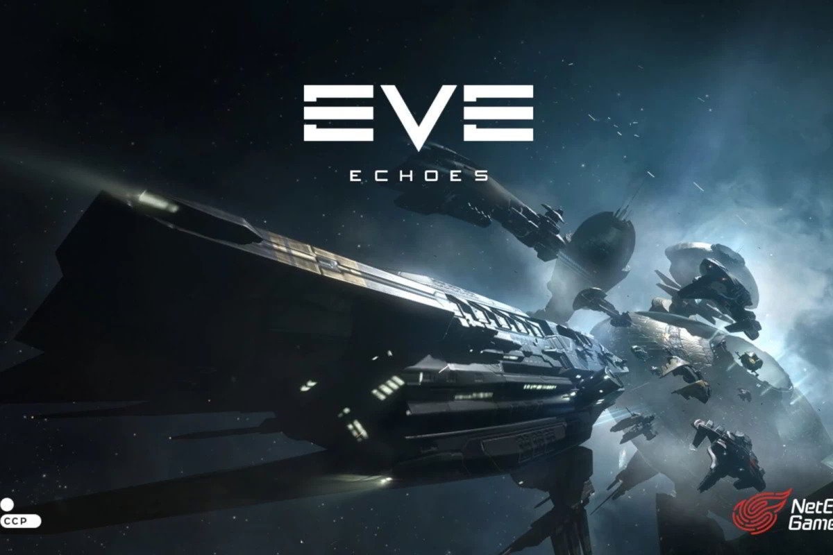 Hra na mobil EVE Echoes