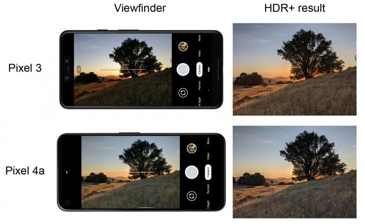 Google HDR Plus