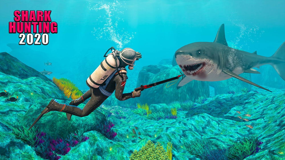 Survivor Sharks Game