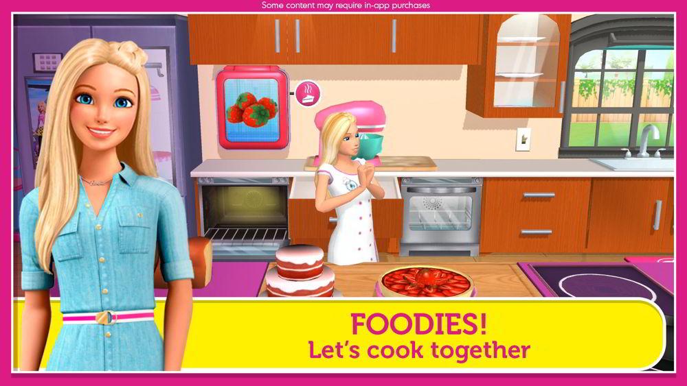 Hra Barbie Dreamhouse Adventures