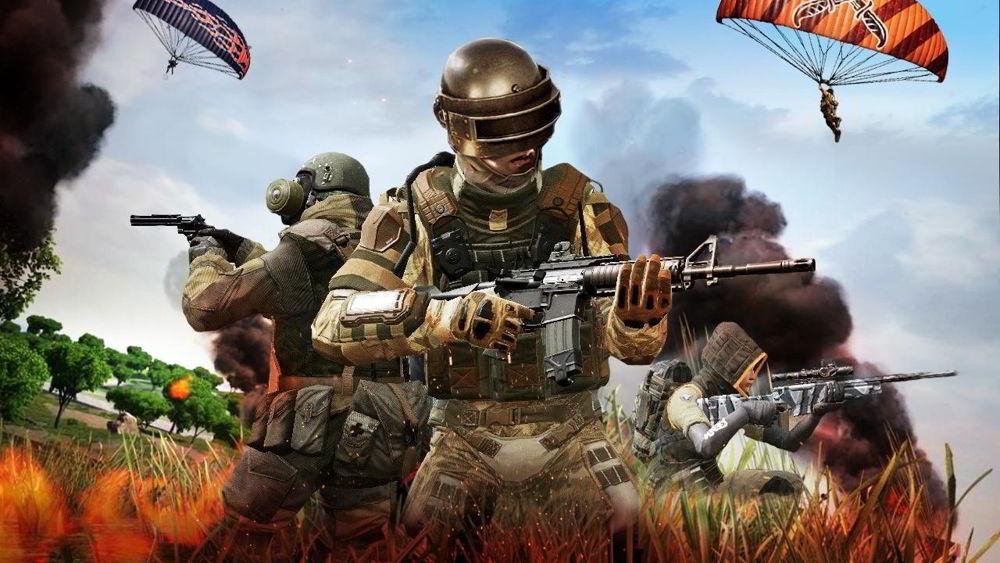 Hra na mobil Cover Strike