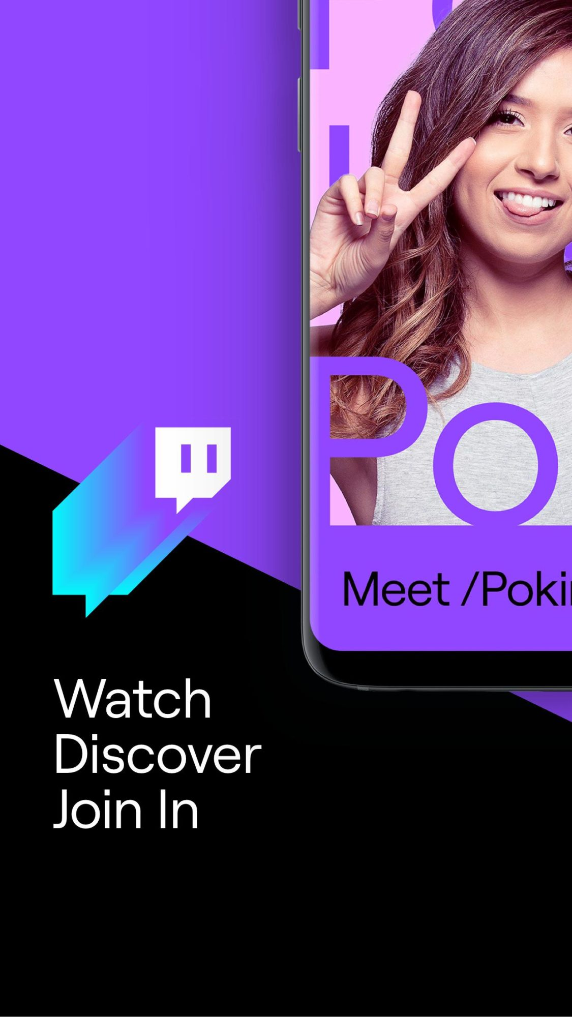 Aplikace Twitch