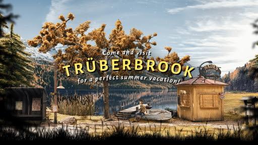 Hra na mobil Truberbrook