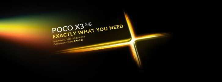 Telefon Poco X3