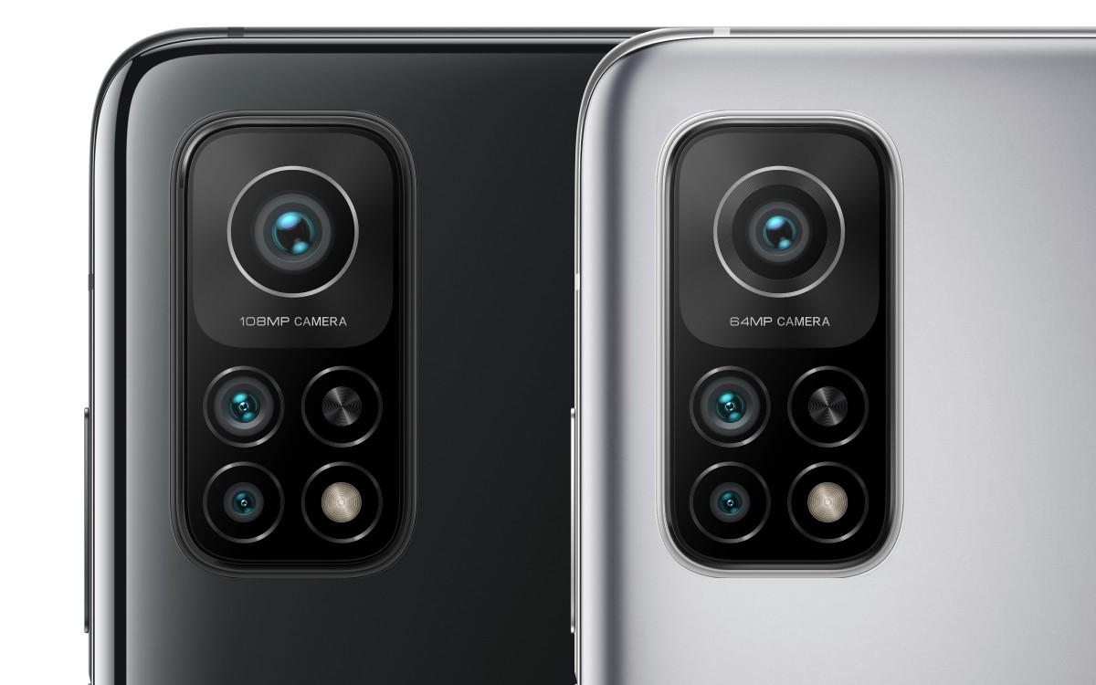Xiaomi Mi 10T a fotoaparát