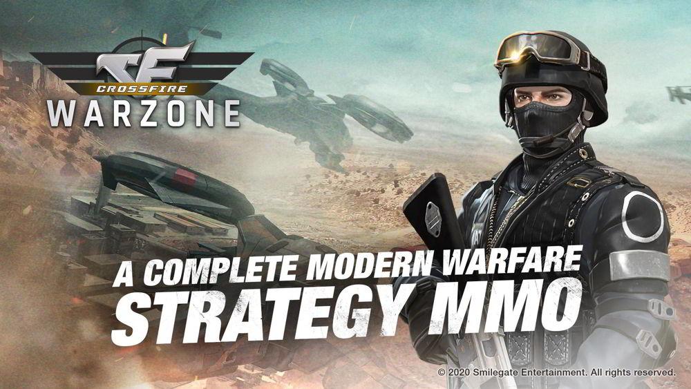 Hra na mobil CrossFire: Warzone