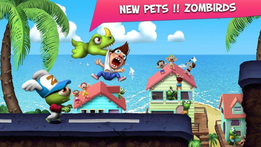 Hra Zombie Tsunami