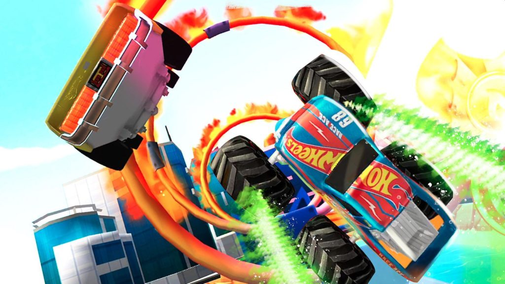 Hra na mobil Hot Wheels Unlimited
