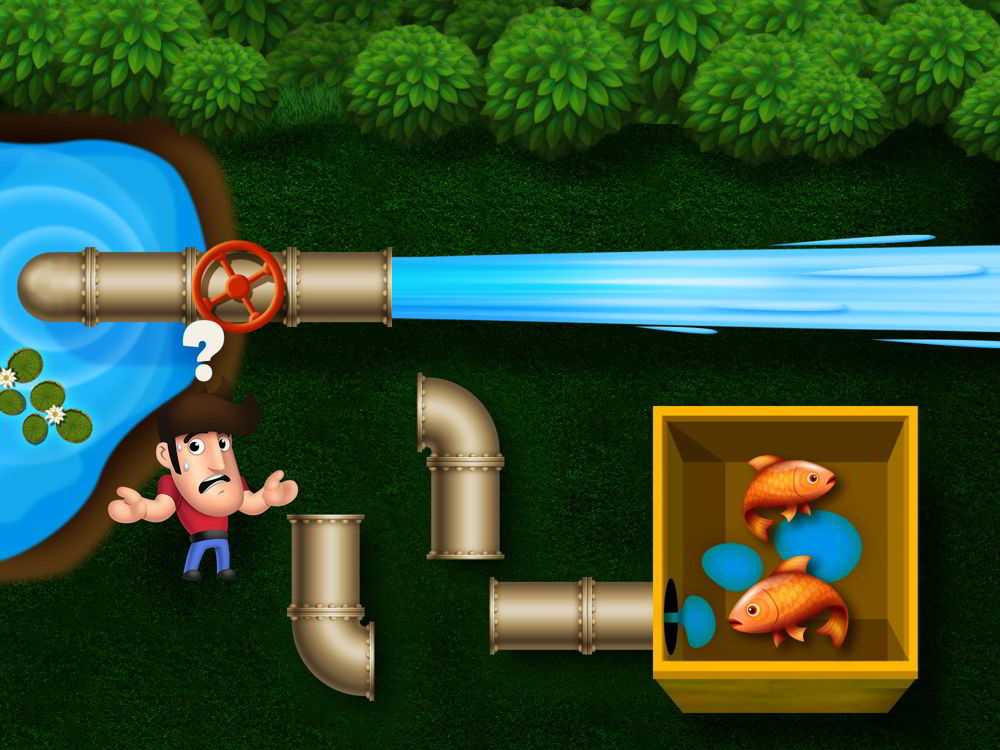 Hra na mobil Diggy's Adventure