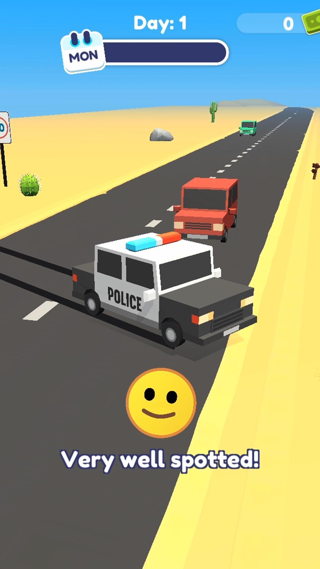 Hra Let's Be Cops 3D