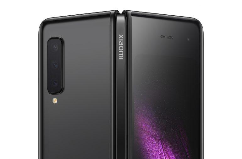 Xiaomi flexibilní telefon