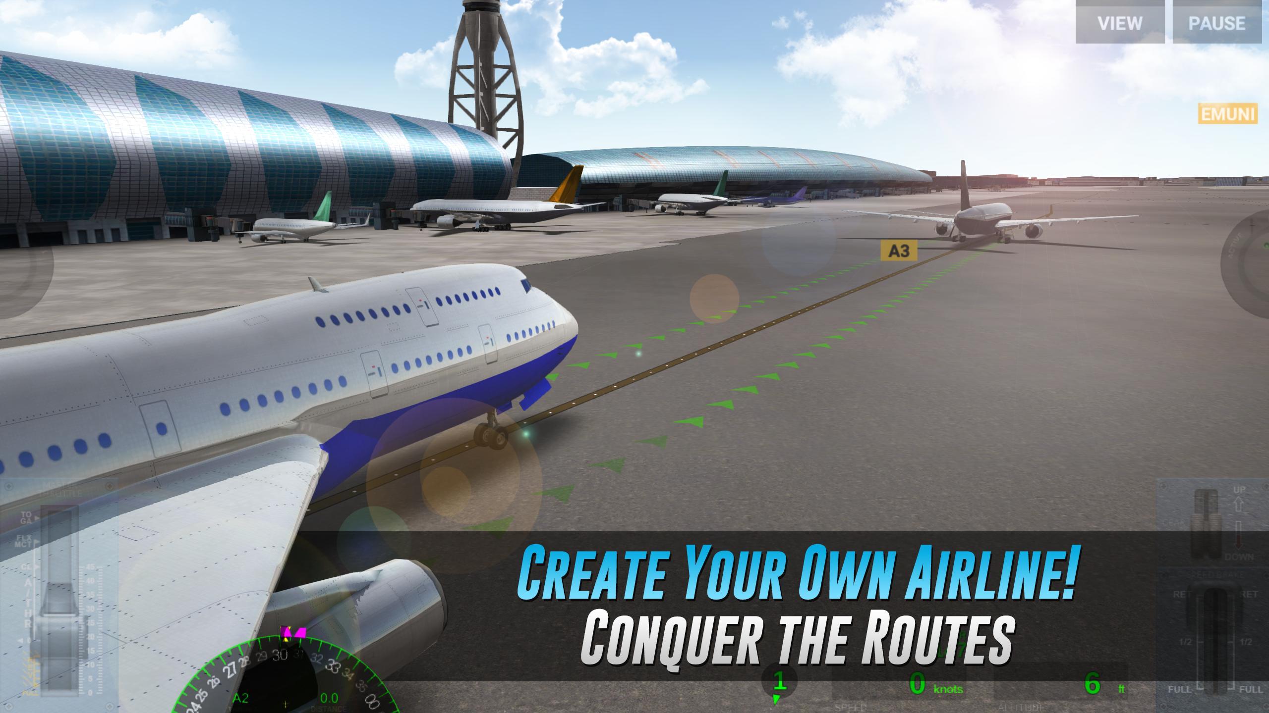 Hra Airline Commander