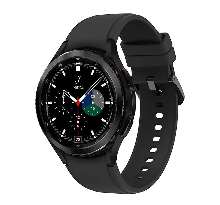 Samsung Galaxy Watch4 Classic, 46mm, Black, Stainless Steel