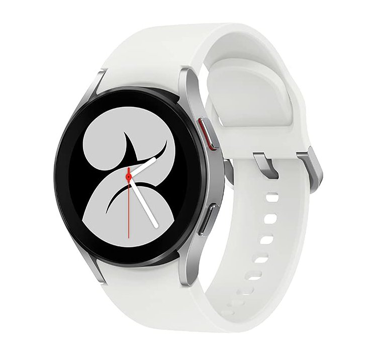 Samsung Galaxy Watch4, 40mm, Silver, Aluminum